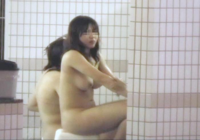【女風呂エロ画像】一度は見たい!女風呂という男子禁制のエリアwwww 01
