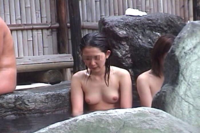 【女風呂エロ画像】一度は見たい!女風呂という男子禁制のエリアwwww 22