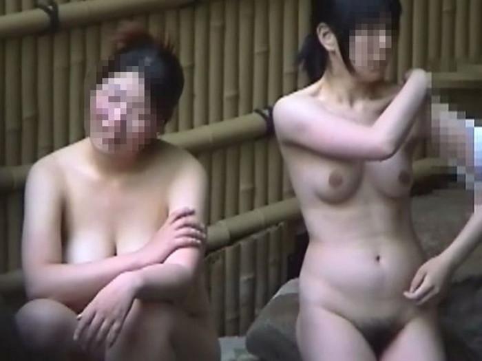 【女風呂エロ画像】一度は見たい!女風呂という男子禁制のエリアwwww 23