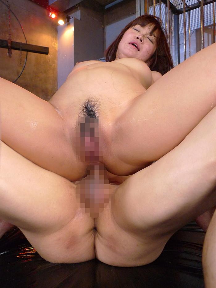 【アナルセックスエロ画像】アブノーマルなセックス?アナルでセックスしているカップル! 24