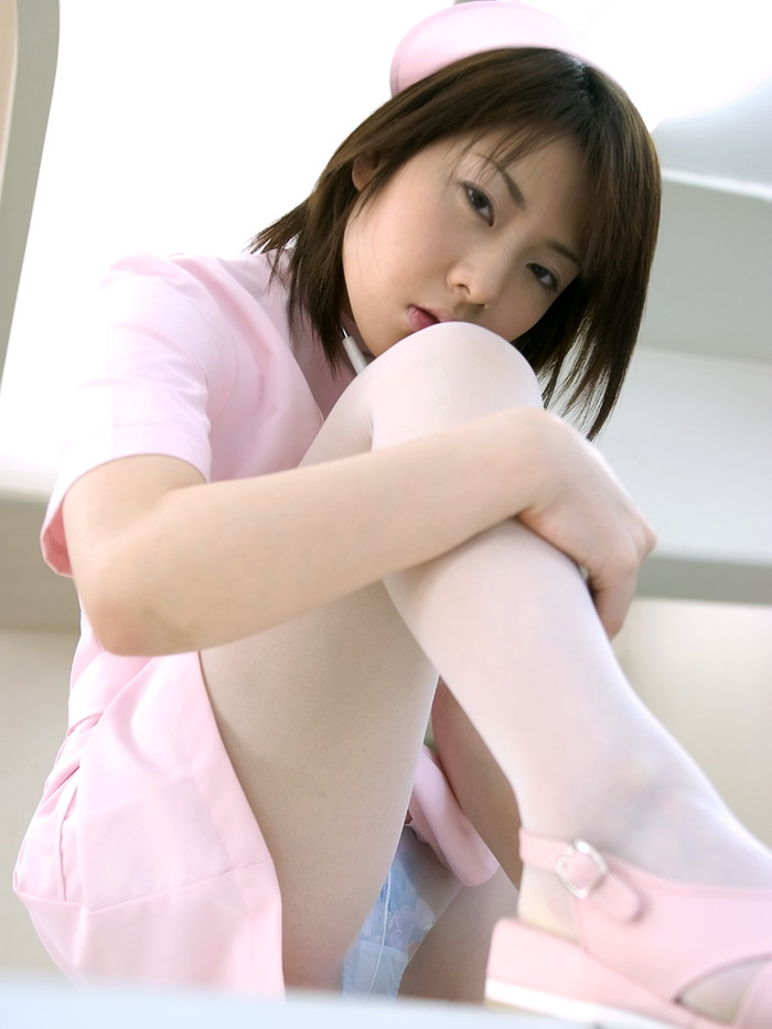 【ナースコスプレエロ画像】白衣の天使!ナースコスプレがやっぱり最高! 11