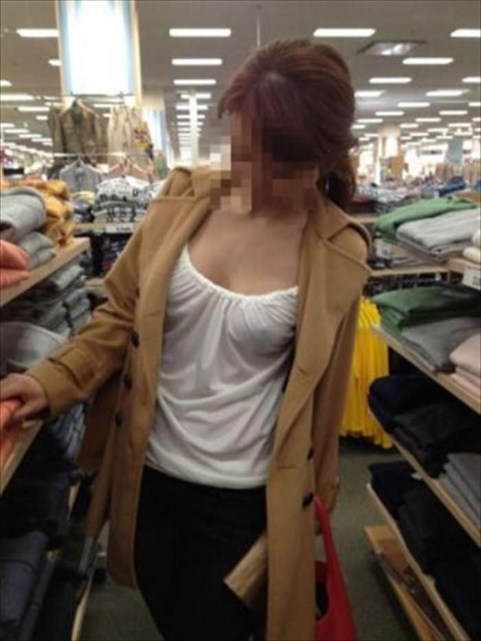 【胸ポチエロ画像】故意か不本意は置いておいて、胸ポチしている女の子の画像集めたったww 22