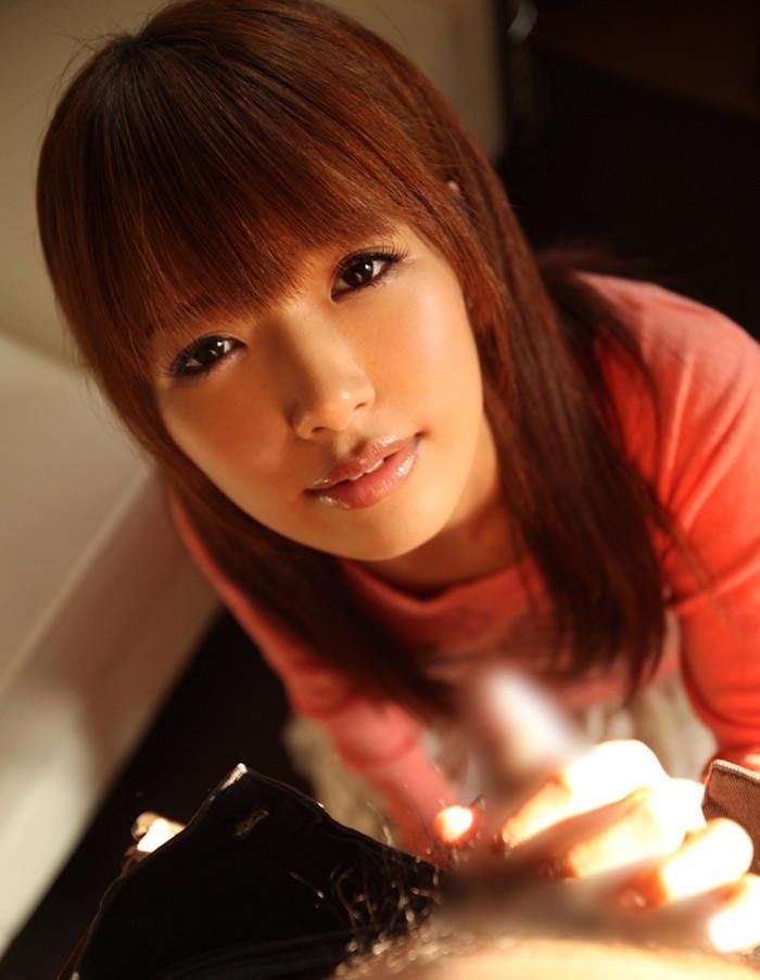 【手コキエロ画像】ソフトなサービスだけに激カワの女の子にしてもらいたいよな!?www 15