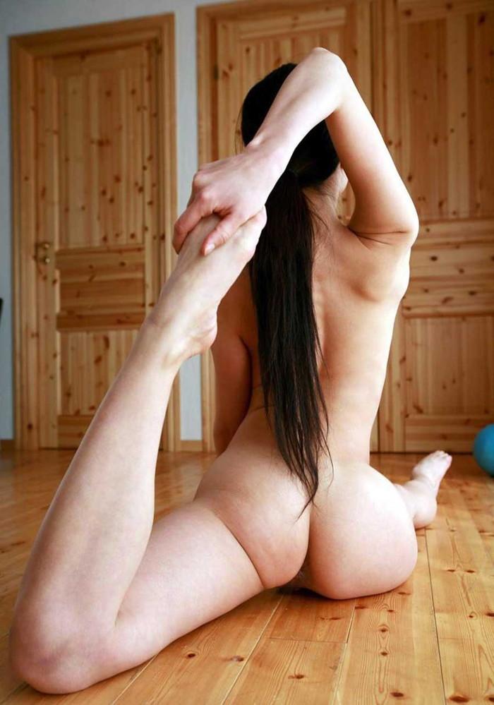 【軟体エロ画像】軟体女たちの卑猥すぎる体位でのエロ画像をお楽しみくださいw 08