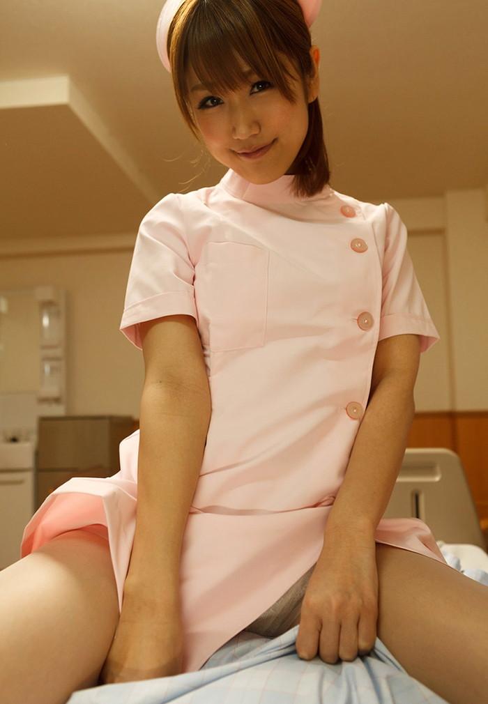【ナースコスプレエロ画像】こんなナースがいるなら足折ってでも入院してみたいww 25