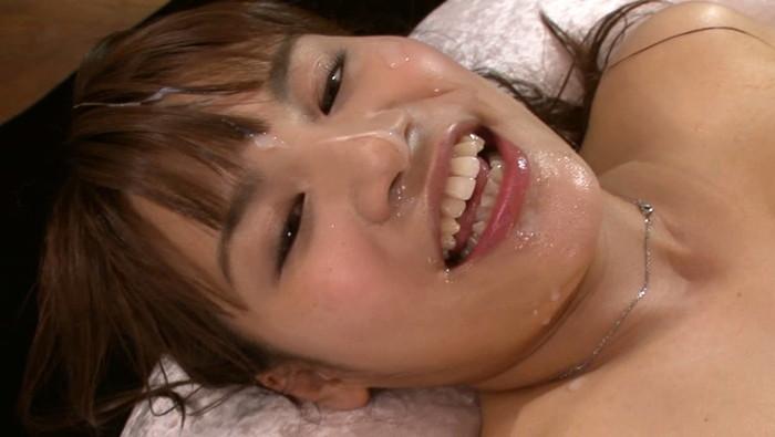 【顔射エロ画像】濃厚な男汁を可愛い女の子に顔面にぶっかけたったぞwww 01