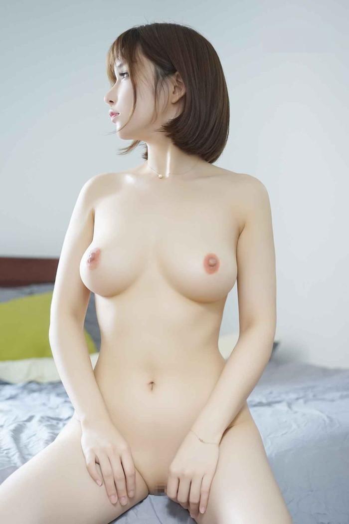 【美乳エロ画像】おっぱい好き必見の美しすぎるおっぱい特集!www 19