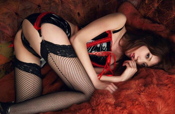 【ボンテージエロ画像】SMクラブの女王様といえばやっぱりこのコスチューム! 21