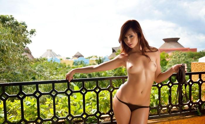 【海外美女エロ画像】こんな外国人女性とヤレるならそれだけで勝ち組決定!w 12