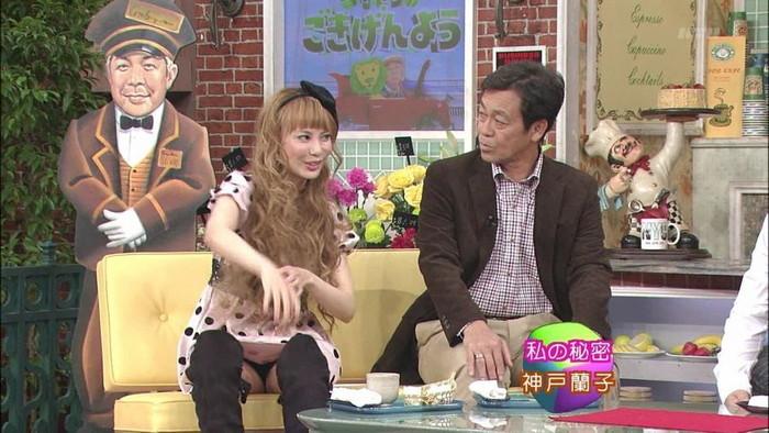 【放送事故エロ画像】ガチでお茶の間に流出したテレビ放送事故の画像集めたったww 15