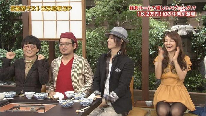 【放送事故エロ画像】ガチでこんなシーンがお茶の間に!?テレビマン「してやったり!」 11