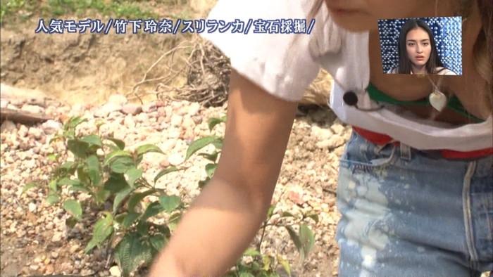 【放送事故エロ画像】ガチでこんなシーンがお茶の間に!?テレビマン「してやったり!」 20