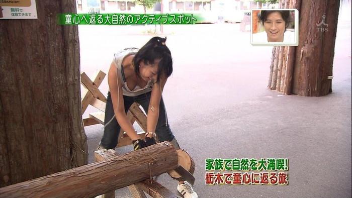 【放送事故エロ画像】ガチでこんなシーンがお茶の間に!?テレビマン「してやったり!」 25