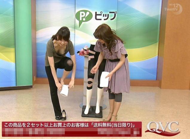【放送事故エロ画像】ガチでこんなシーンがお茶の間に!?テレビマン「してやったり!」 26