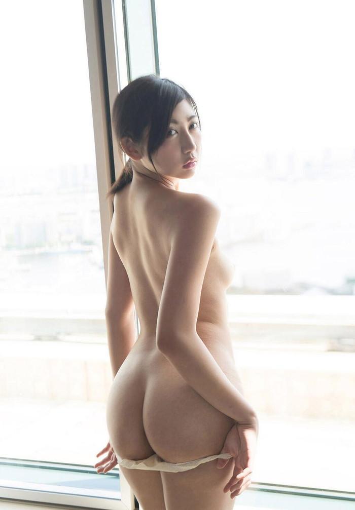 【美尻エロ画像】勃起確定!美しい女の子のお尻って何時間見ていても飽きない! 06
