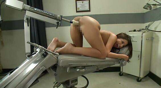【ファッキングマシンエロ画像】科学はここまで進化した!人間と機械のセックス! 02