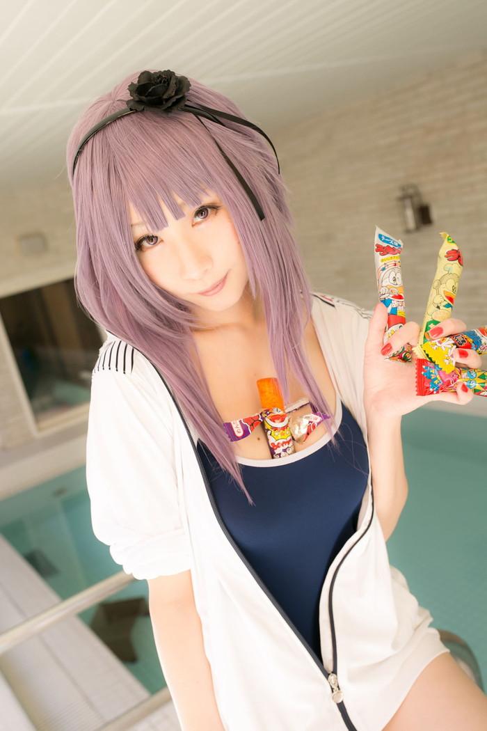 【コスプレエロ画像】華やかな衣装で魅了するアニメコスプレイヤーたちの過激コスプレ! 18