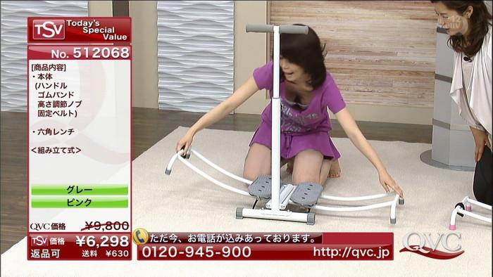 【放送事故エロ画像】故意か不本意か電波にのってしまったエロい放送事故w 11