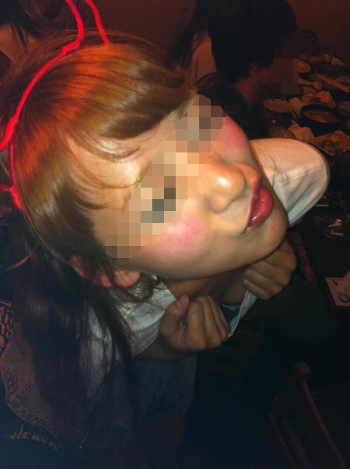 【悪ノリエロ画像】女の子だってノリとイキオイでこんな写真撮っちゃうんだぜw 18