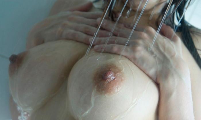 【ローションエロ画像】ヌルヌルのローションでコーティングされた女体ってエロいだろ? 07