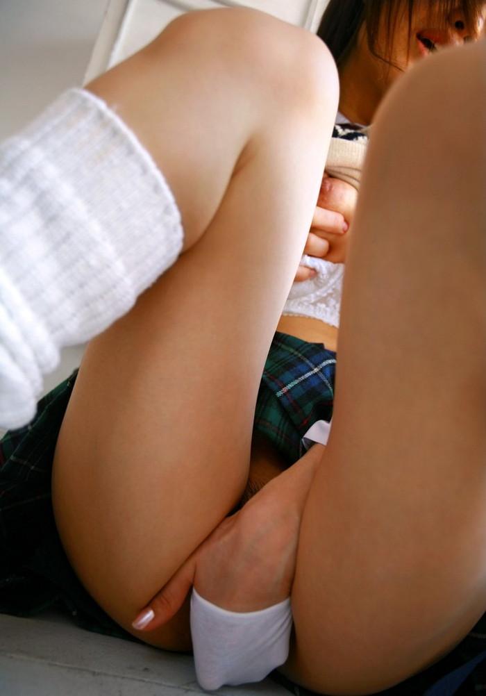 【オナニー各種エロ画像】女の子のオナニーって色々やり方あるよな?検証してみた結果w 08