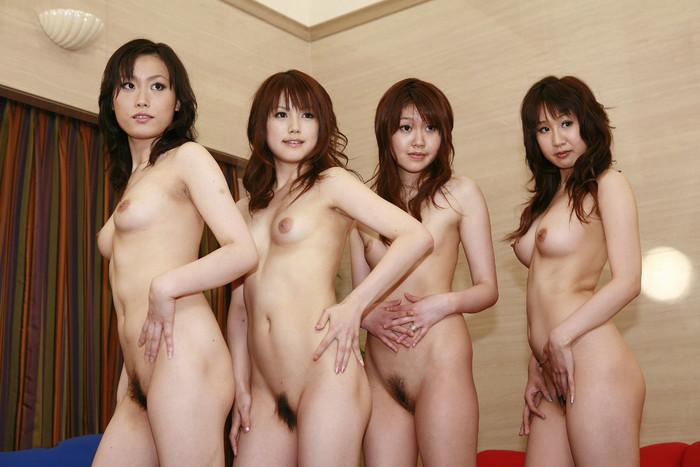 【複数ヌードエロ画像】好みは人それぞれって言うから裸の女の子並べてみた結果w 11