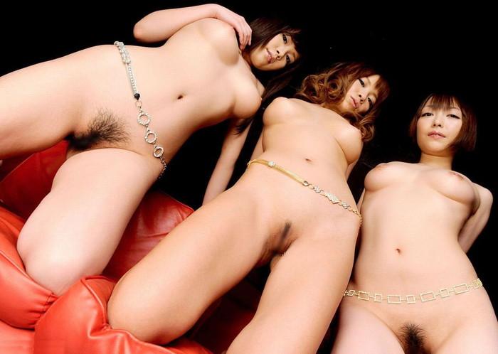 【複数ヌードエロ画像】好みは人それぞれって言うから裸の女の子並べてみた結果w 12
