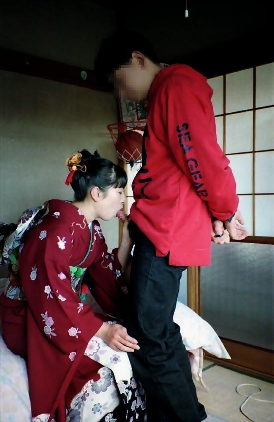 【和服エロ画像】日本の心といえば和服!?そんな和服でのエロ画像集めたったww 18