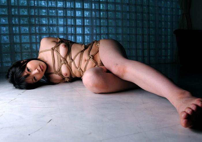 【SM緊縛エロ画像】自由を奪われた女にしたい放題が好きなやつよって来い! 08