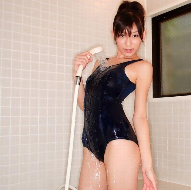 【スク水エロ画像】学生時代を懐かしむ!スクール水着特集!wwww 05