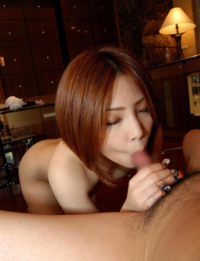 【フェラチオエロ画像】フェラチオのほうがセックスよりも好き!って奴、寄って来い! 22