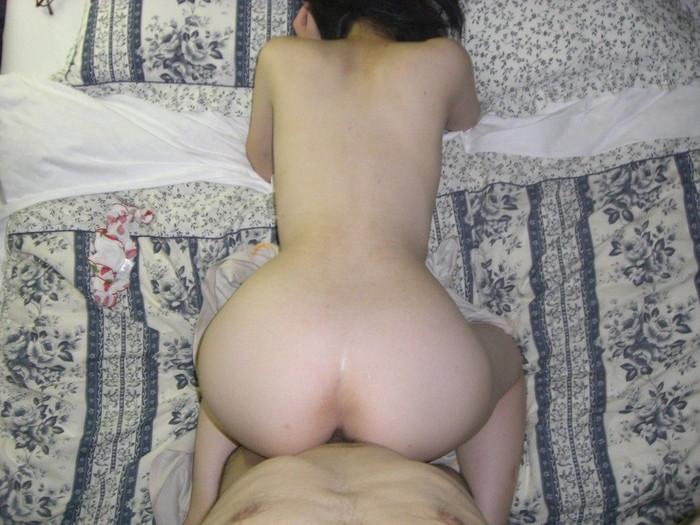 【素人セックスエロ画像】素人ならではの生々しいセックス画像にフル勃起確定! 20