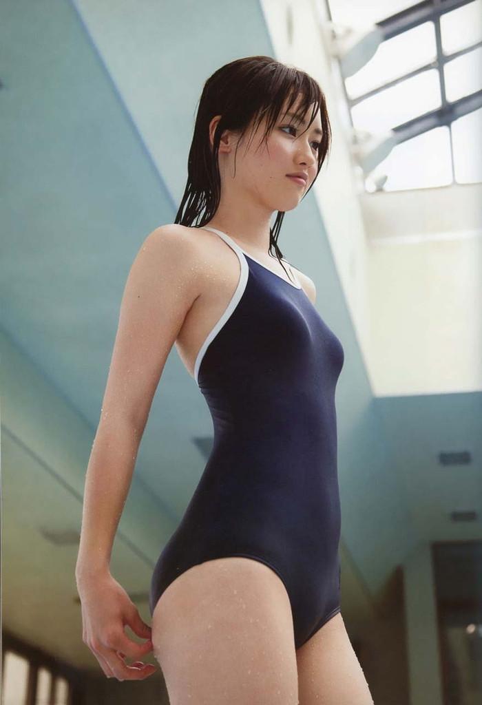 【スク水エロ画像】マニアにはたまらないスク水姿の女の子集めたった!www 09