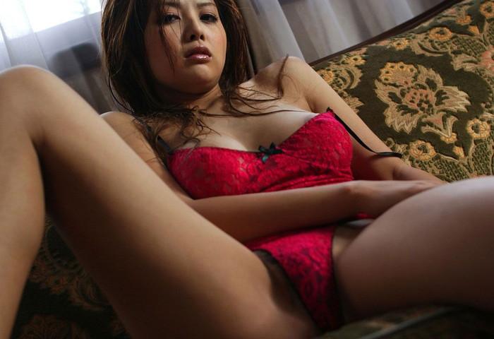 【セクシーランジェリーエロ画像】セクシーさに重点を置いた女性下着、さすがだなw 22