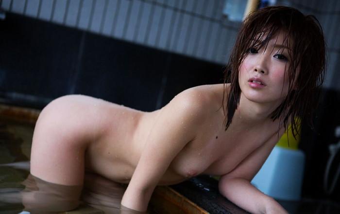 【入浴エロ画像】男子が立ち入ることを許されない女風呂!一度は覗いてみたいw 24