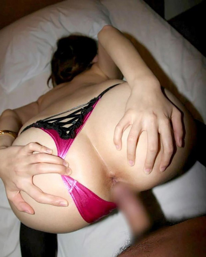 【結合部エロ画像】めっちゃ卑猥!男女のセックスの結合部の画像集めたったw 05