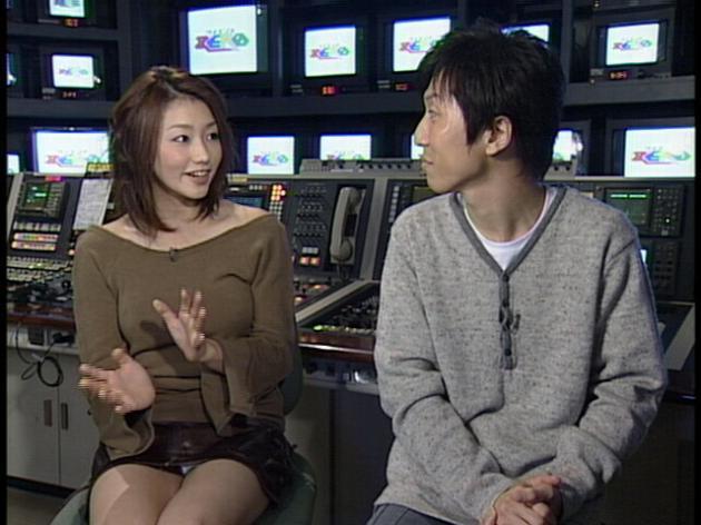 【放送事故エロ画像】これはガチ!?電波にのってしったエロい放送事故! 26