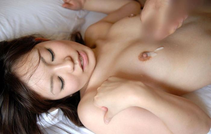 【射精エロ画像】おまいら、セックスの後はどこに射精するのが好き!?www
