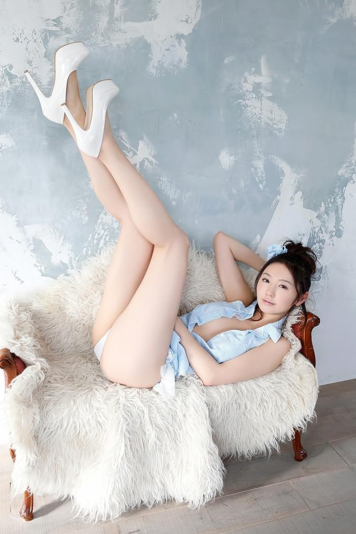 【美脚エロ画像】女の子のパーツは数あれどこんな美脚もたまらないだろ!? 09