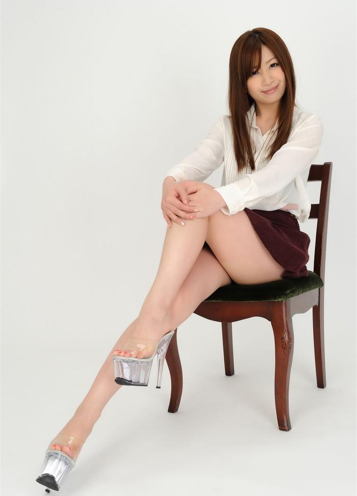 【美脚エロ画像】女の子のパーツは数あれどこんな美脚もたまらないだろ!? 20