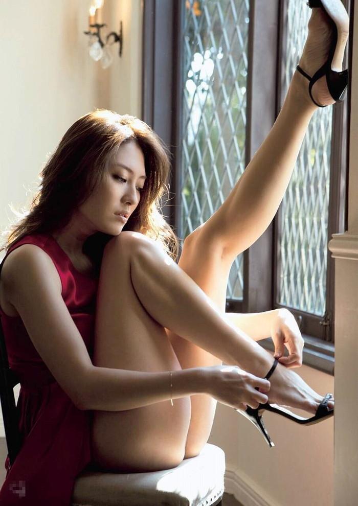 【美脚エロ画像】女の子のパーツは数あれどこんな美脚もたまらないだろ!? 23