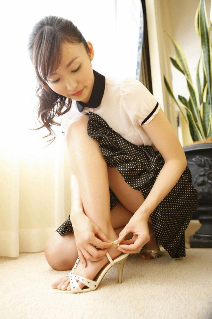 【美脚エロ画像】女の子のパーツは数あれどこんな美脚もたまらないだろ!? 26