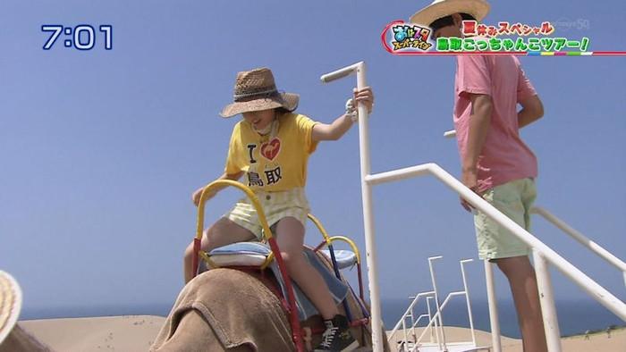 【放送事故エロ画像】テレビに映ったエロハプニング!これはラッキー!www 11