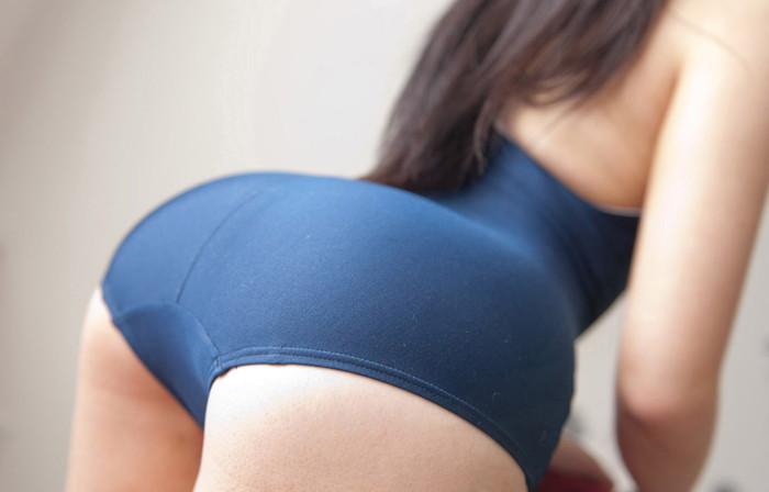 【スクール水着エロ画像】ワイ、学生時代にこんな姿の女子を見て勃起した事もあった! 10