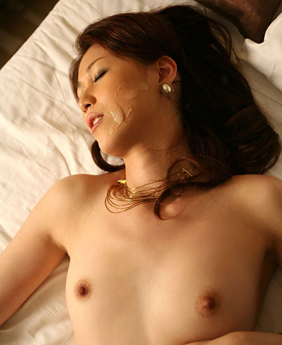【顔射エロ画像】女の子の可愛い顔をザーメンで汚したい願望あるやつ!ちょっと来い! 08