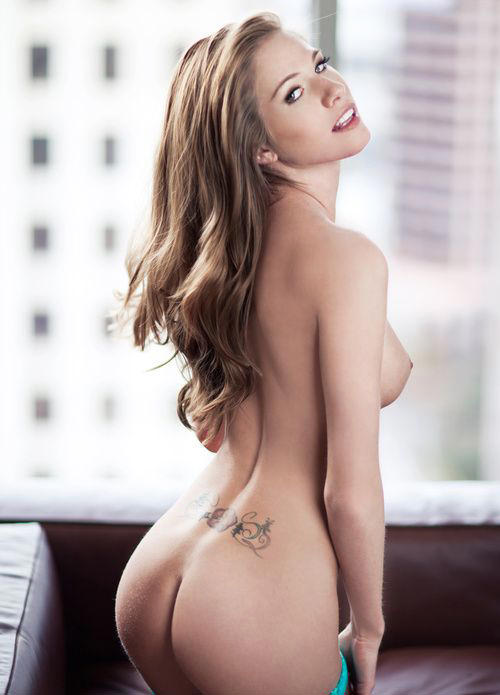 【海外美尻エロ画像】海外スケールのナマツバものの美尻画像集めたったぜwww 02