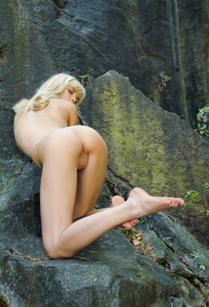 【海外美尻エロ画像】海外スケールのナマツバものの美尻画像集めたったぜwww 04