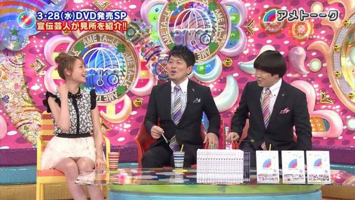 【放送事故エロ画像】これは気まずい!?テレビに映りこんだエロい放送事故! 09