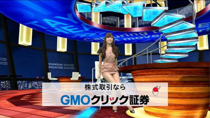 【放送事故エロ画像】これは気まずい!?テレビに映りこんだエロい放送事故! 12