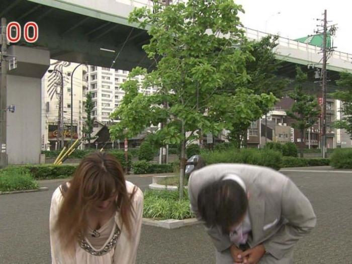 【放送事故エロ画像】テレビの番組内で起こったエロハプニングがこちらwww 01